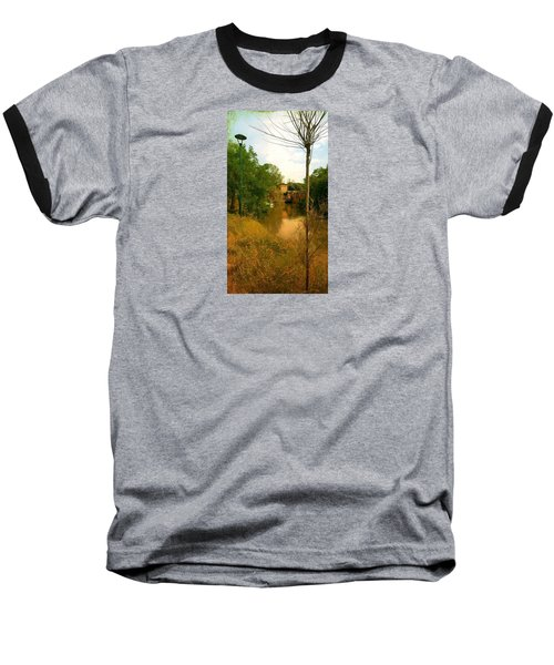 Baseball T-Shirt featuring the photograph Malamocco Canal No2 by Anne Kotan