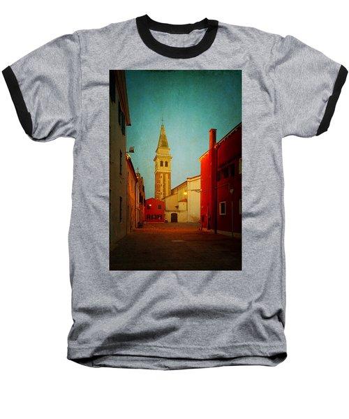 Malamocco Dusk No1 Baseball T-Shirt