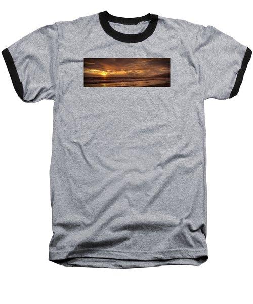 Malibu Gold Baseball T-Shirt