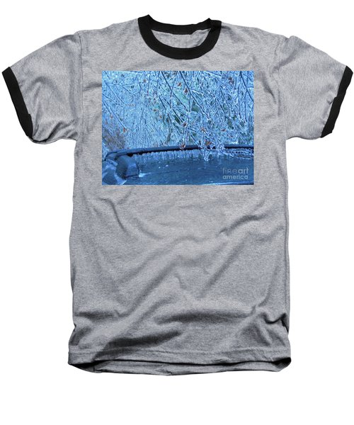 Malibu Icicles Baseball T-Shirt
