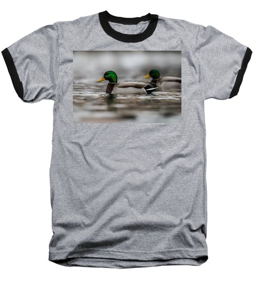 Mallard Baseball T-Shirt