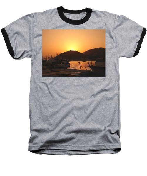 Baseball T-Shirt featuring the photograph Mallorca 1 by Ana Maria Edulescu