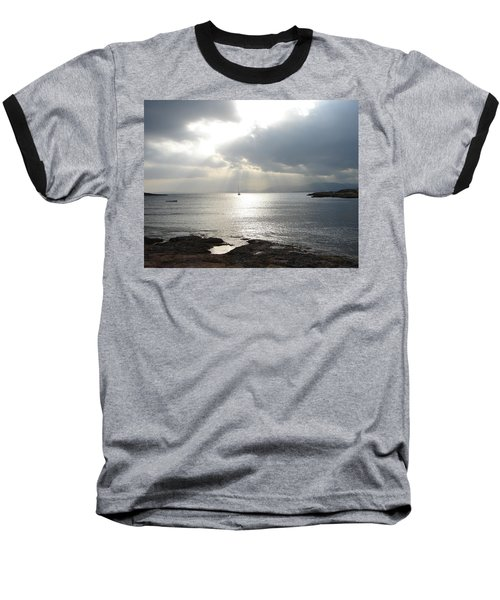 Baseball T-Shirt featuring the photograph Mallorca by Ana Maria Edulescu