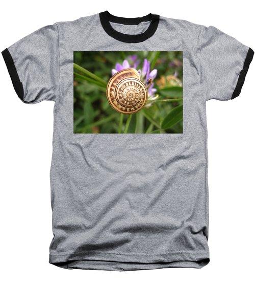 Malta Snail Baseball T-Shirt