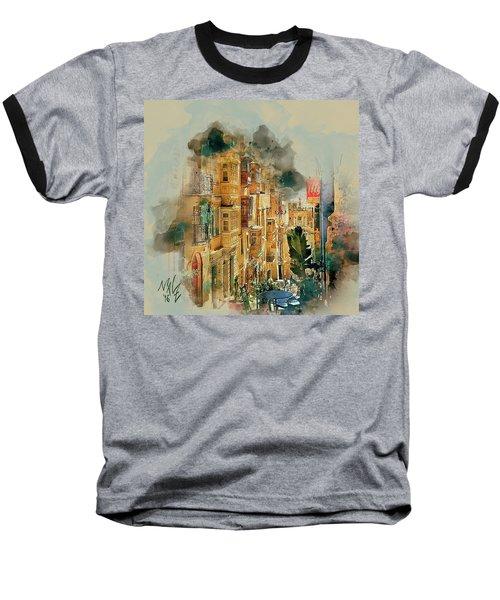Maltese Street Baseball T-Shirt