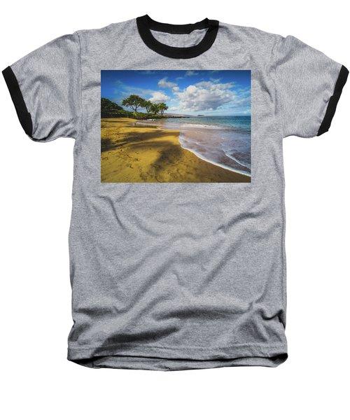 Maluaka Beach Baseball T-Shirt