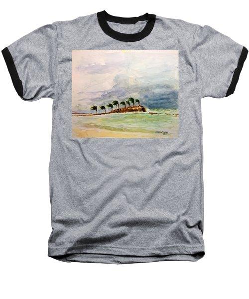 Malya Jamaica Baseball T-Shirt