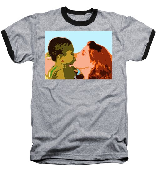 Mama And Me Baseball T-Shirt