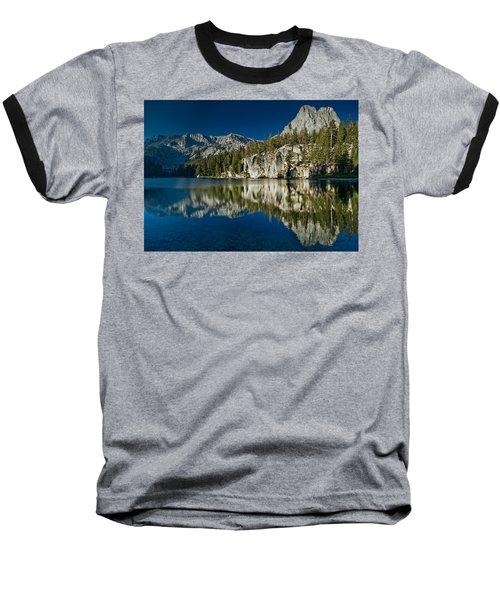 Mammoth Lakes Reflections Baseball T-Shirt