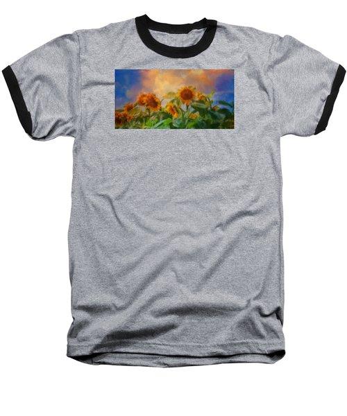 Man It's A Hot One Baseball T-Shirt