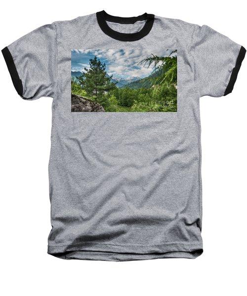 Manali In Summer Baseball T-Shirt