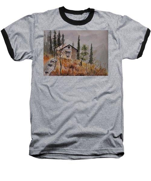 Manali Scene2 Baseball T-Shirt