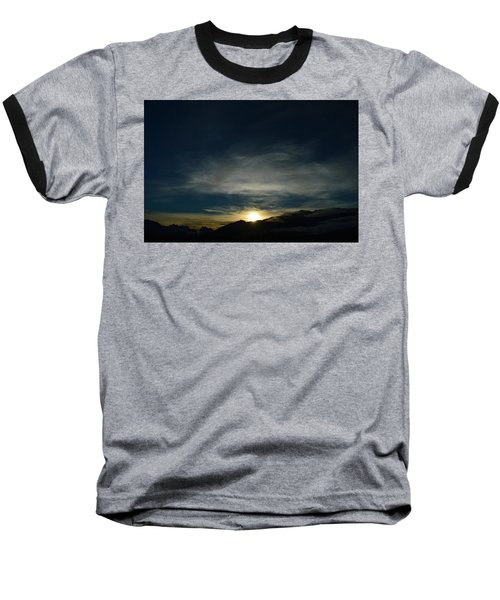Manastash Sunrise Baseball T-Shirt