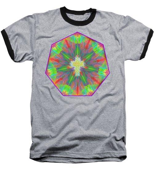 Mandala 1 1 2016 Baseball T-Shirt