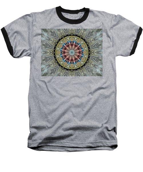 Mandala 1 Baseball T-Shirt
