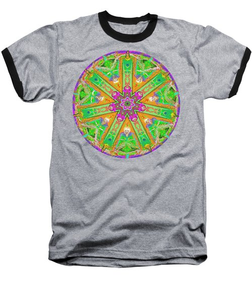 Mandala 12 27 2015 Kings And Priests Baseball T-Shirt