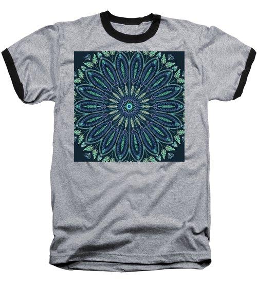 Mandala 3 Baseball T-Shirt