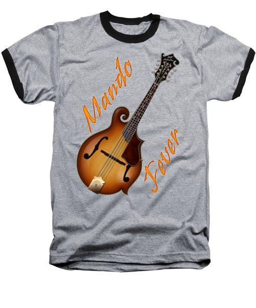Mando Fever T Shirt Baseball T-Shirt