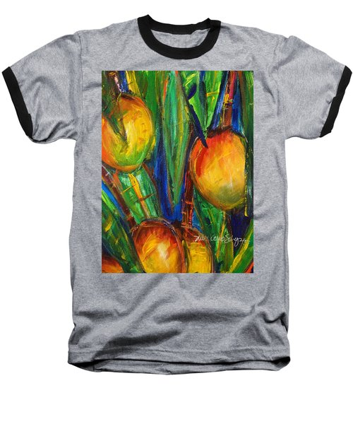 Mango Tree Baseball T-Shirt