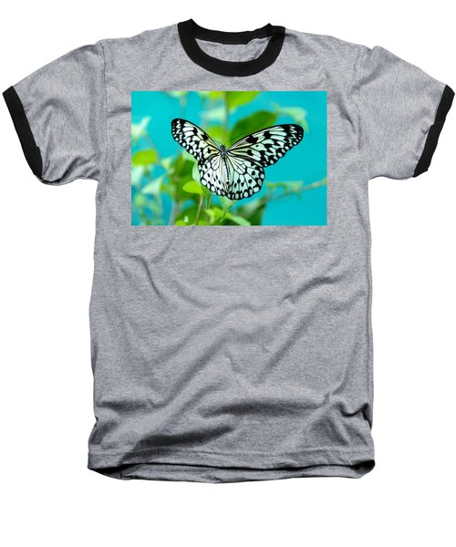 Baseball T-Shirt featuring the photograph Mangrove Tree Nymph by Jenny Rainbow