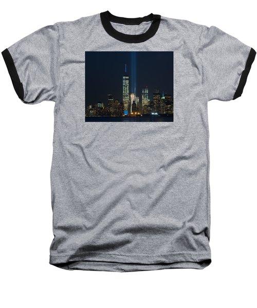 Manhattan 9.11.2015 Baseball T-Shirt