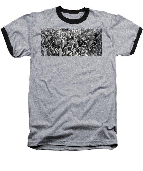 Manhattan  Baseball T-Shirt