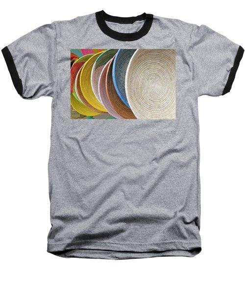 Manhattan Wicker Baseball T-Shirt