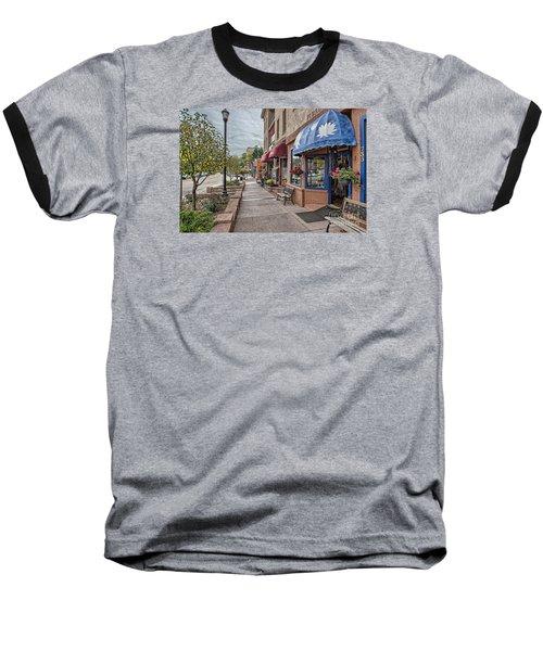 Manitou Baseball T-Shirt