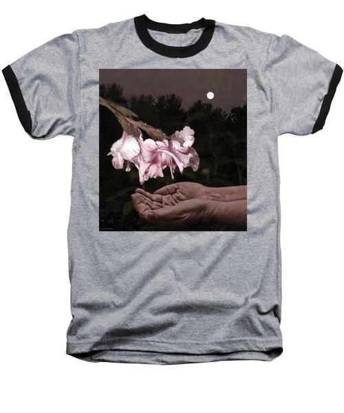 Manna Baseball T-Shirt by Lauren Radke