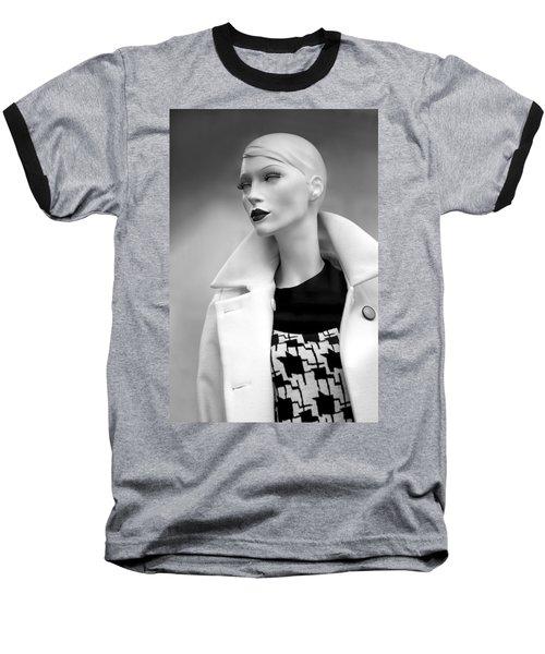 Mannequin 117 Baseball T-Shirt
