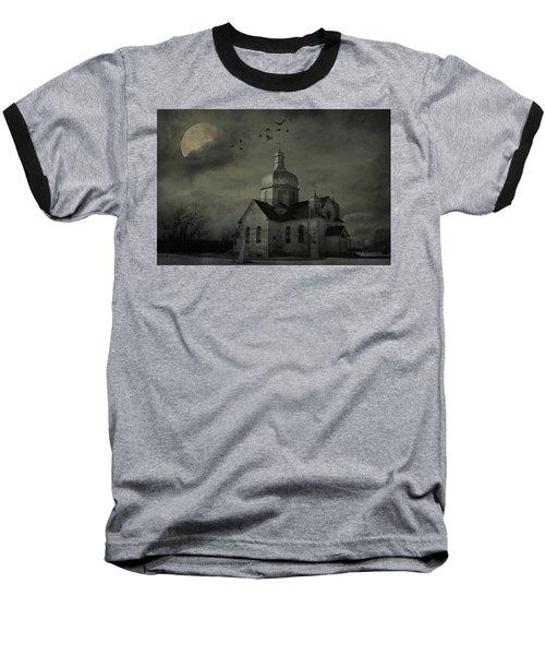 Mannerisms Of Midnight  Baseball T-Shirt