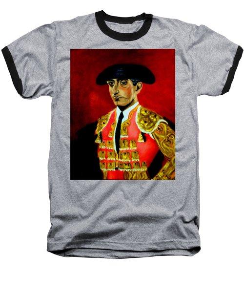Manolete  Baseball T-Shirt