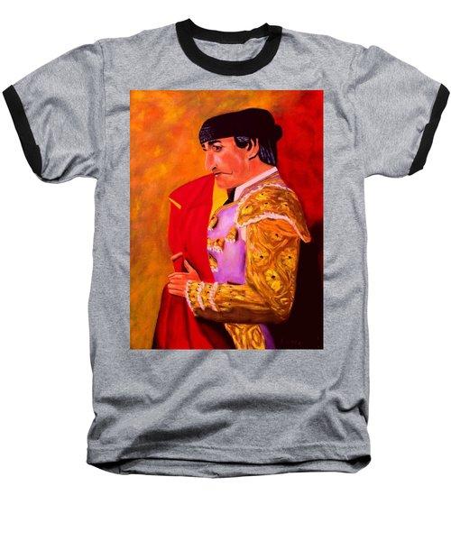 Manolete1 Baseball T-Shirt
