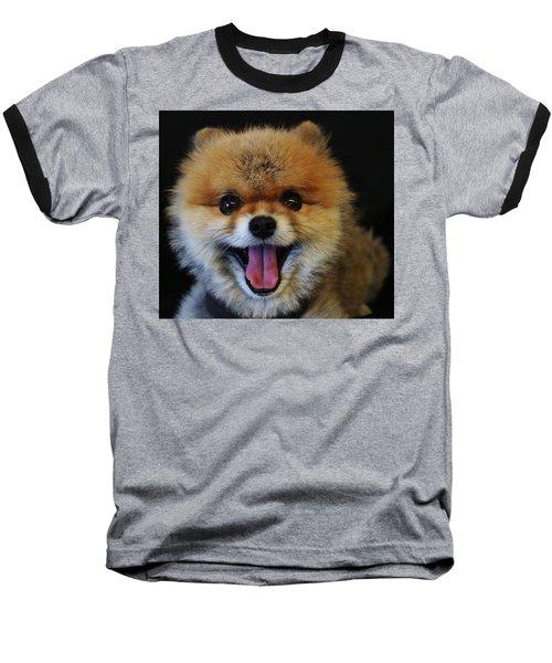Mans Best Friend Baseball T-Shirt