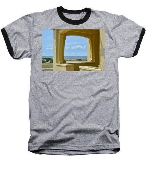Mansion View Baseball T-Shirt