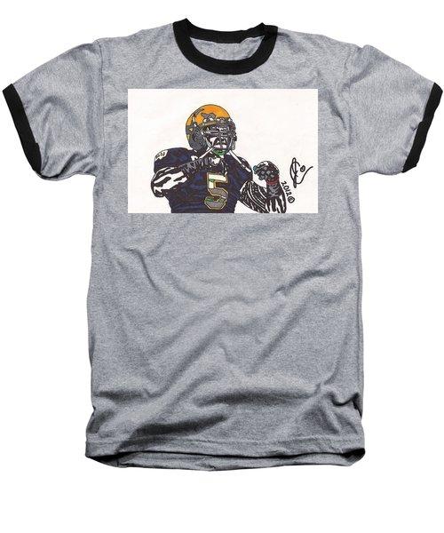 Manti Te'o 1 Baseball T-Shirt