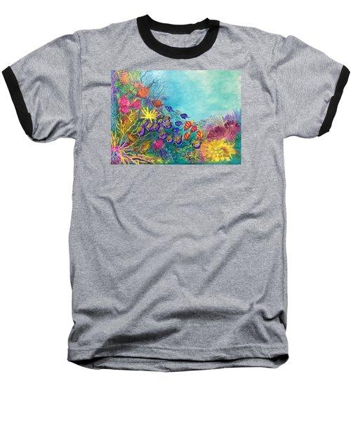 Many Colours Baseball T-Shirt