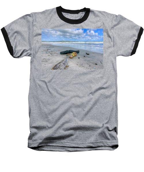 Manzanilla Beach Baseball T-Shirt