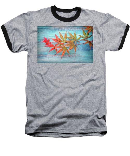 Maple Colors Baseball T-Shirt