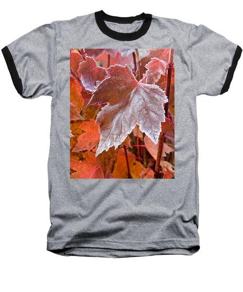 Maple Frost  Baseball T-Shirt