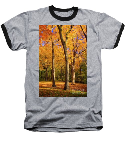 Maple Treo Baseball T-Shirt