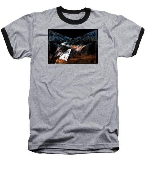 Maps Baseball T-Shirt