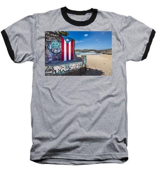 Mar Chiquita  Baseball T-Shirt