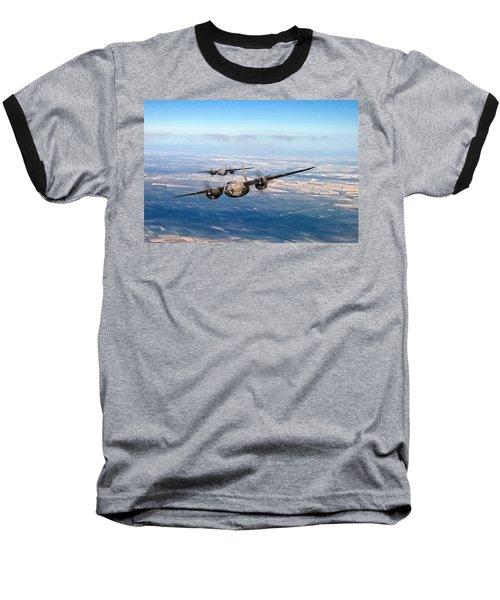 Marauder Twoship Baseball T-Shirt
