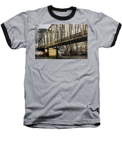 Marblemount Wa Bridge Baseball T-Shirt