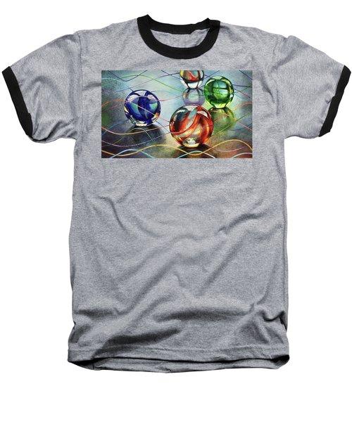 Marbles 4 Baseball T-Shirt