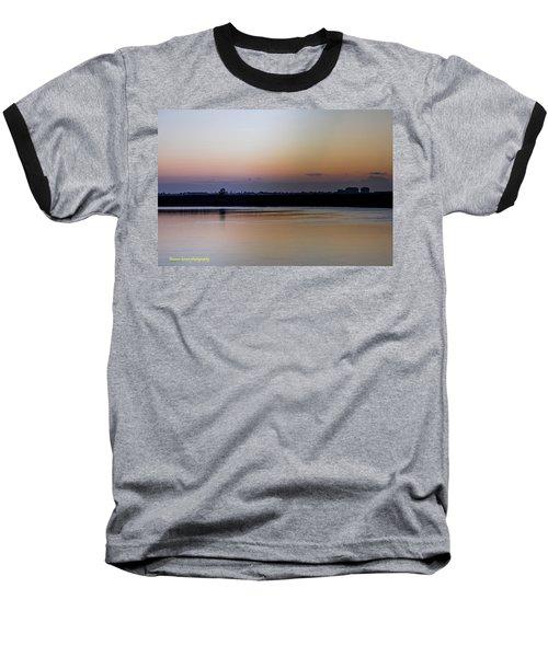 March Pre-sunrise Baseball T-Shirt