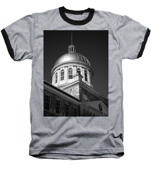 Marche Bonsecours  Baseball T-Shirt