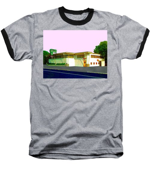 Marconi's Restaurant Baseball T-Shirt