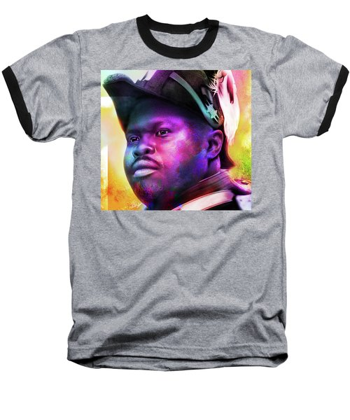 Marcus Garvey Baseball T-Shirt